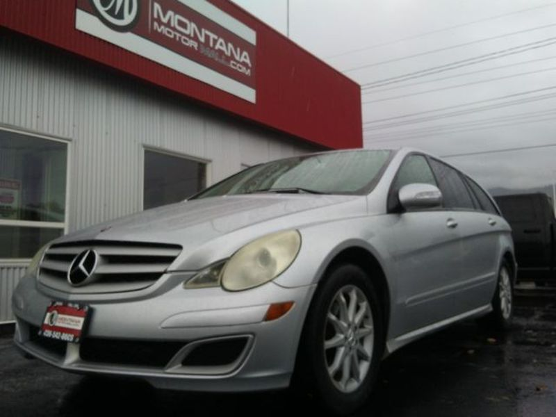 Used 2006 Mercedes Benz R350 R CLASS