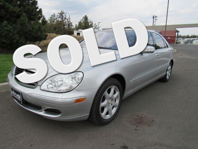 2006 Mercedes-Benz S430 4MATIC ONLY 60K MILES! Excellent! Bend, Oregon