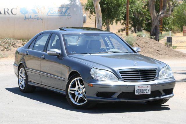 2006 Mercedes-Benz S430 4.3L Santa Clarita, CA 3