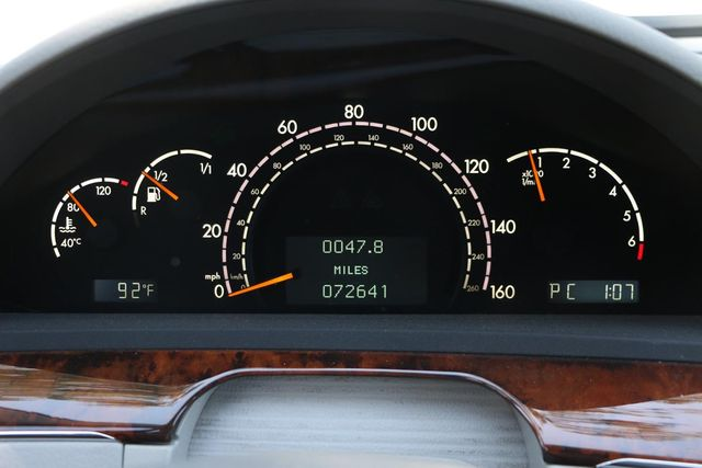 2006 Mercedes-Benz S430 4.3L Santa Clarita, CA 19