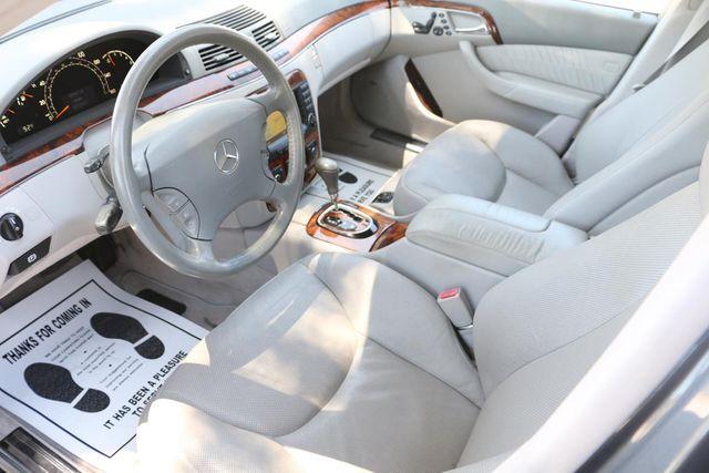2006 Mercedes-Benz S430 4.3L Santa Clarita, CA 8