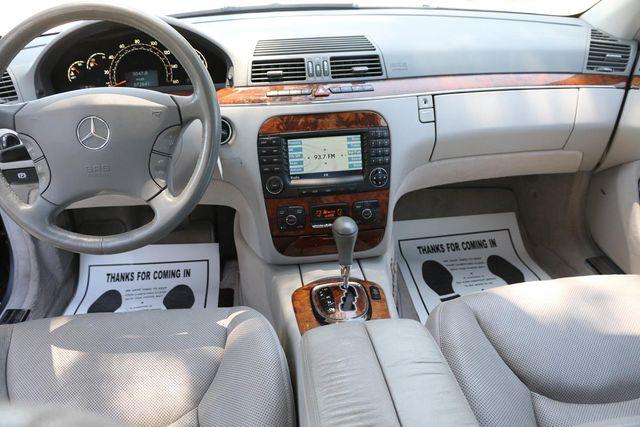 2006 Mercedes-Benz S430 4.3L Santa Clarita, CA 7