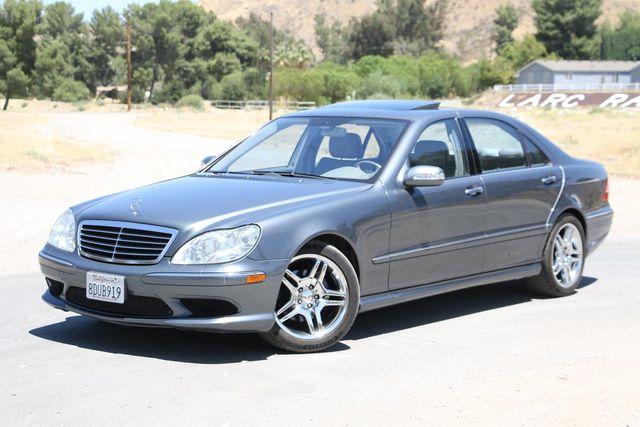 2006 Mercedes-Benz S430 4.3L Santa Clarita, CA 1
