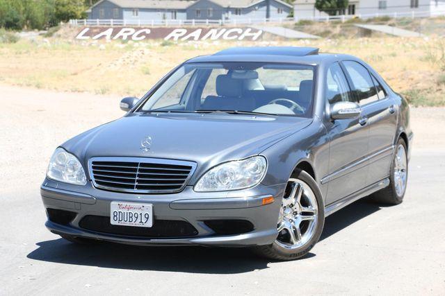 2006 Mercedes-Benz S430 4.3L Santa Clarita, CA 4