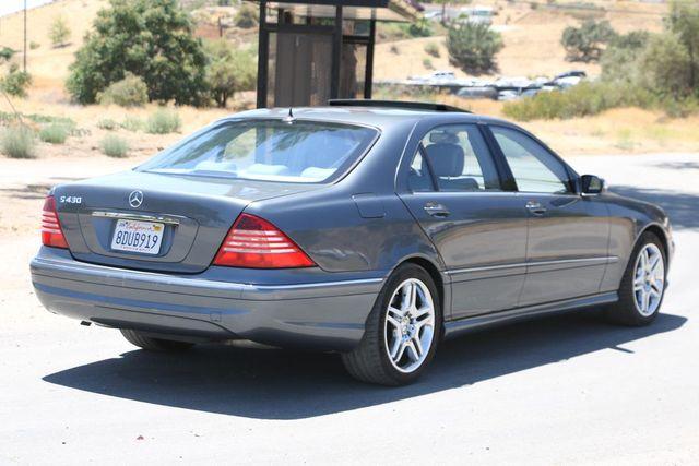 2006 Mercedes-Benz S430 4.3L Santa Clarita, CA 6