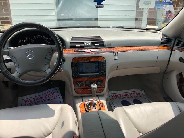 2006 Mercedes-Benz S500 5.0L Sterling, Virginia 13