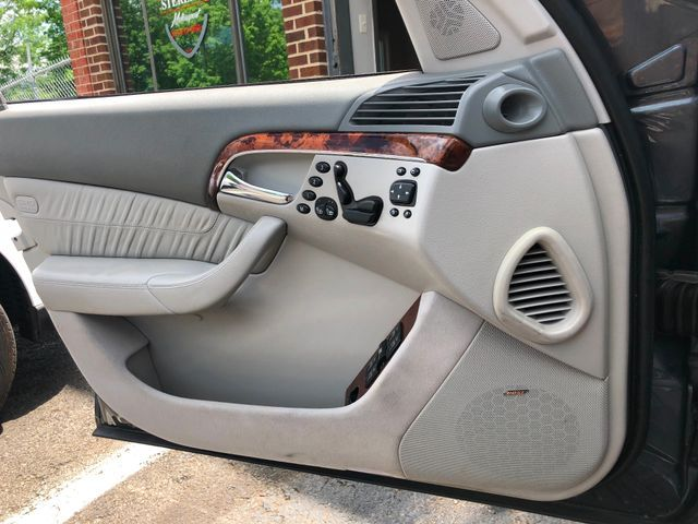 2006 Mercedes-Benz S500 5.0L Sterling, Virginia 18