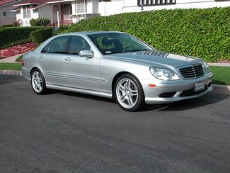 2006 Mercedes-Benz S55 55L AMG  city California  Auto Fitness Class Benz  in , California