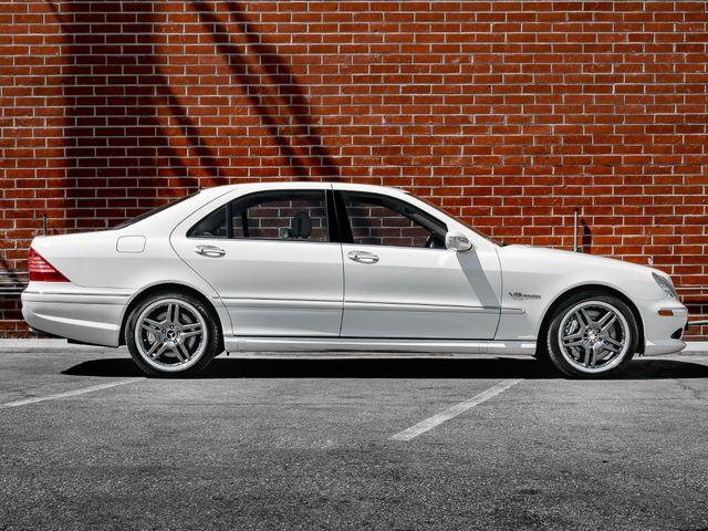 2006 Mercedes-Benz S65 6.0L AMG Burbank, CA 4