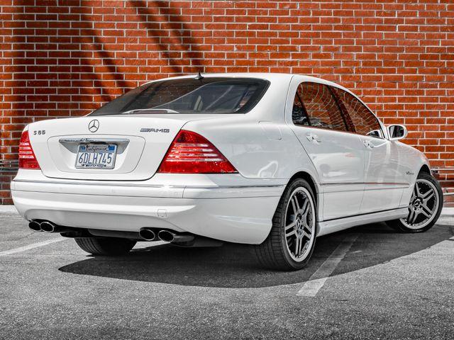 2006 Mercedes-Benz S65 6.0L AMG Burbank, CA 6