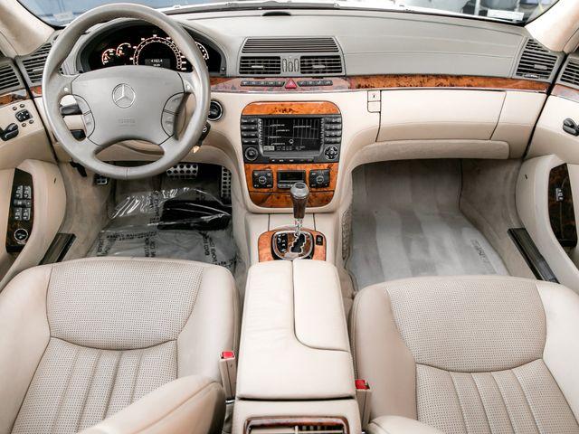 2006 Mercedes-Benz S65 6.0L AMG Burbank, CA 8