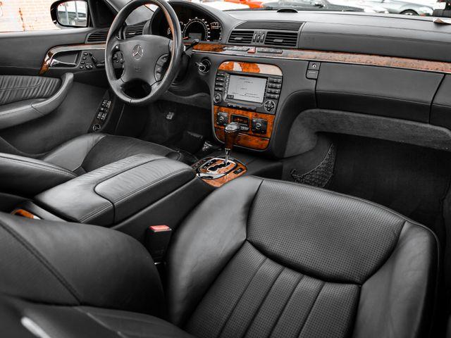 2006 Mercedes-Benz S65 6.0L AMG Burbank, CA 14