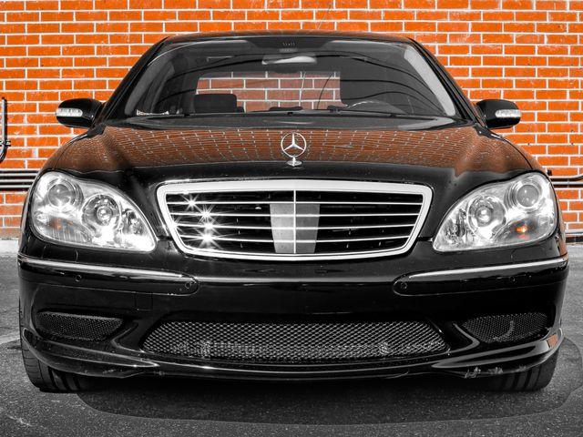2006 Mercedes-Benz S65 6.0L AMG Burbank, CA 2