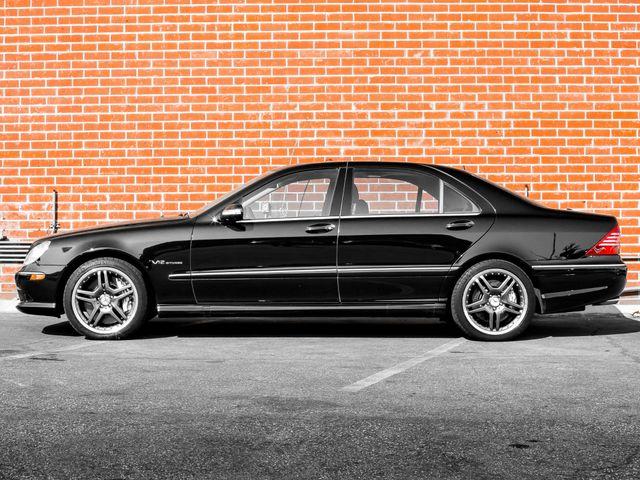 2006 Mercedes-Benz S65 6.0L AMG Burbank, CA 5