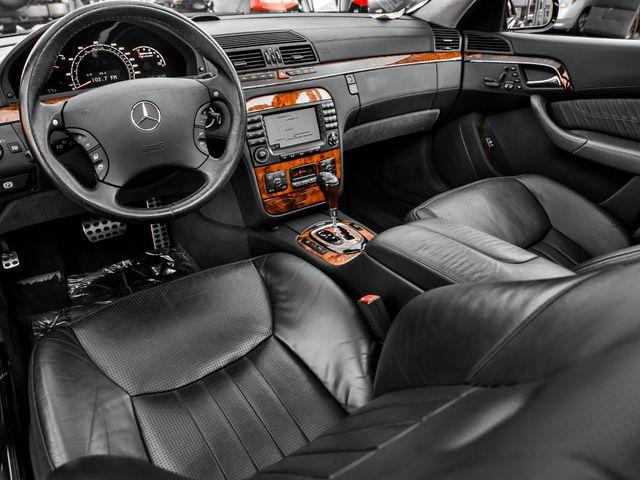2006 Mercedes-Benz S65 6.0L AMG Burbank, CA 9