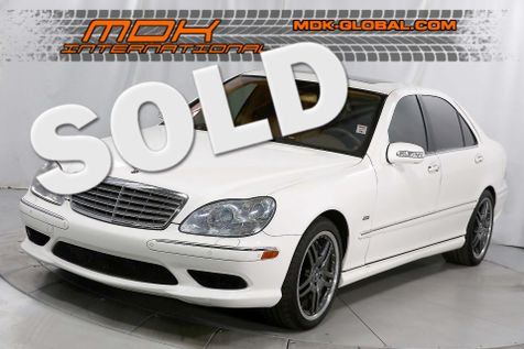 2006 Mercedes-Benz S65 6.0L AMG - Loaded - RENNtech Tuned in Los Angeles
