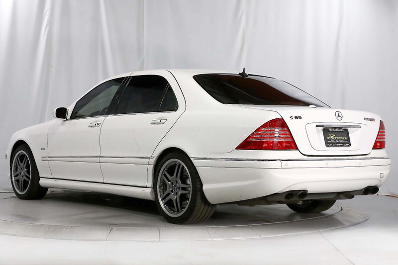 2006 Mercedes-Benz S65 60L AMG - Loaded - Only 69K miles  city California  MDK International  in Los Angeles, California