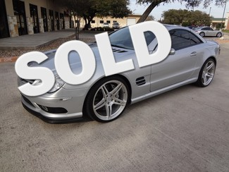 2006 Mercedes-Benz SL-Class 5.5L AMG in Austin, Texas 78726