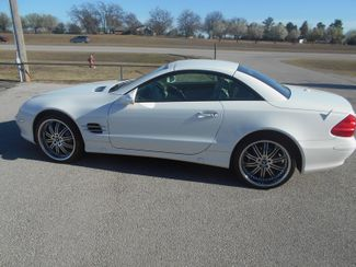 2006 Mercedes-Benz SL500 5.0L Blanchard, Oklahoma