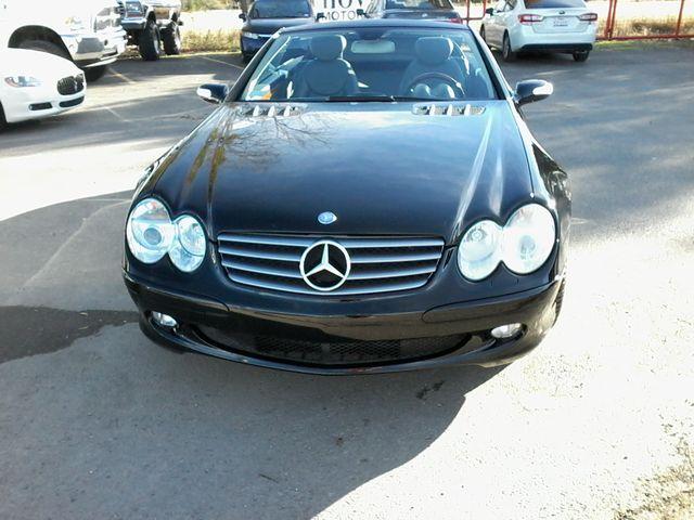 2006 Mercedes-Benz SL500 5.0L Boerne, Texas 2