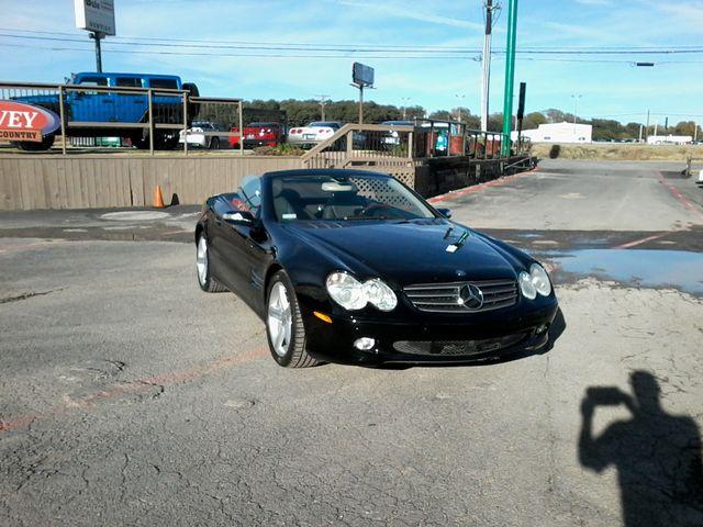 2006 Mercedes-Benz SL500 5.0L Boerne, Texas 3