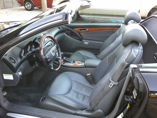 2006 Mercedes-Benz SL500 5.0L Boerne, Texas 10
