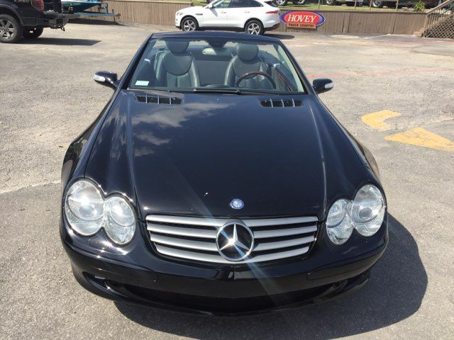 2006 Mercedes-Benz SL500 5.0L in Boerne, Texas 78006
