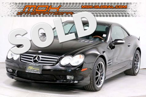 2006 Mercedes-Benz SL500 - Sport AMG - Keyless GO - Pano roof - Records in Los Angeles