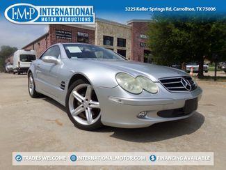 2006 Mercedes-Benz SL500 5.0L in Carrollton, TX 75006