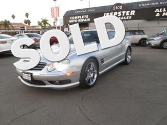 2006 Mercedes-Benz SL500 Convertible in Costa Mesa California, 92627