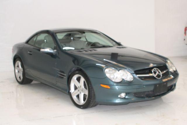 2006 Mercedes-Benz SL500 5.0L Houston, Texas 2