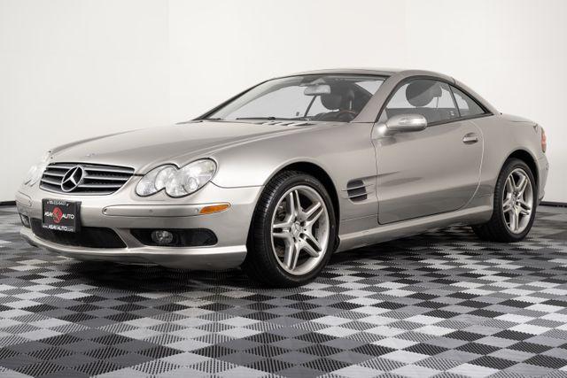 2006 Mercedes-Benz SL500 5.0L