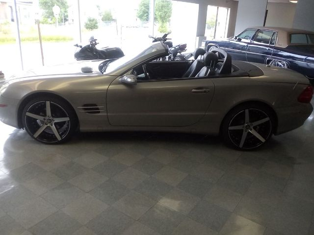 2006 Mercedes-Benz SL500 5.0L in Mansfield OH, 44903