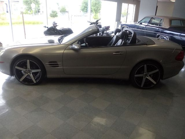 2006 Mercedes-Benz SL500 5.0L in Mansfield, OH 44903