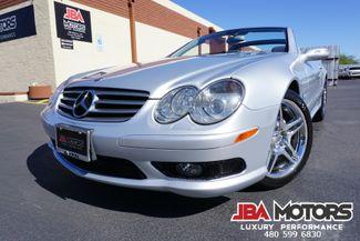 2006 Mercedes-Benz SL500 AMG SL Class 500 Convertible 1 Owner LOW MILES! | MESA, AZ | JBA MOTORS in Mesa AZ