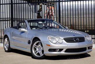 2006 Mercedes-Benz SL500 5.0L* AMG Sport Pack* Sunroof* EZ Finance** | Plano, TX | Carrick's Autos in Plano TX