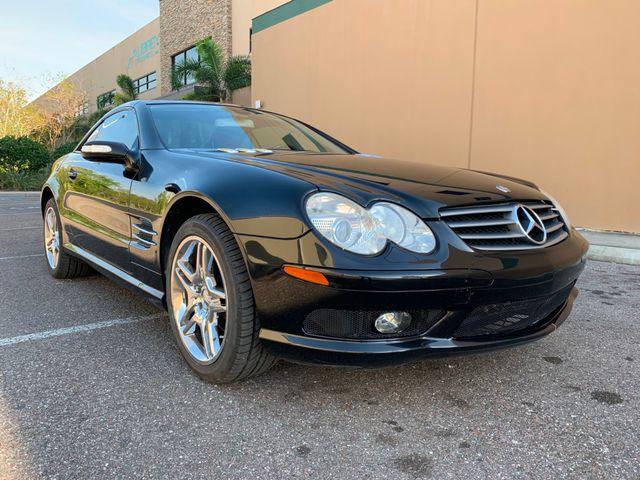 2006 Mercedes-Benz SL500 5.0L Tampa, Florida 0