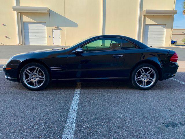 2006 Mercedes-Benz SL500 5.0L Tampa, Florida 5