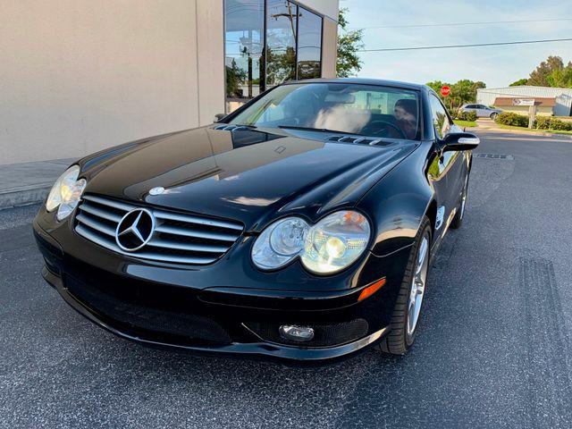 2006 Mercedes-Benz SL500 5.0L Tampa, Florida 1