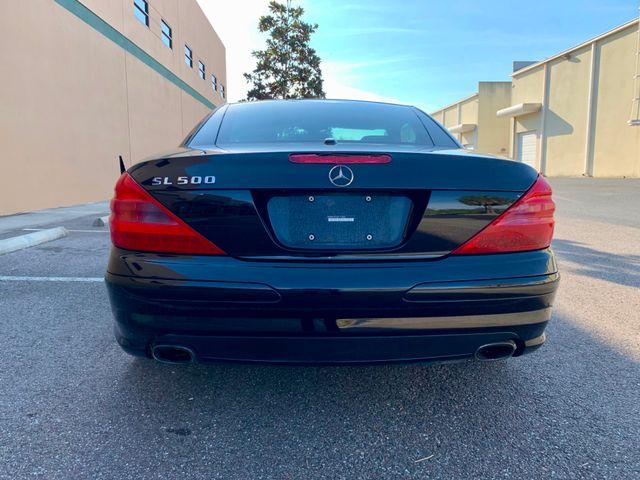 2006 Mercedes-Benz SL500 5.0L Tampa, Florida 4