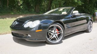 2006 Mercedes-Benz SL500 5.0L Valley Park, Missouri