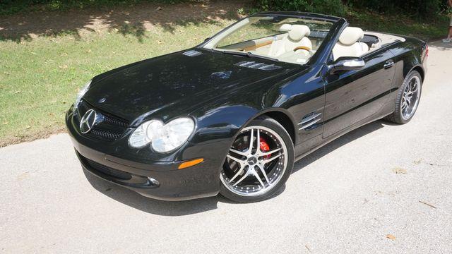 2006 Mercedes-Benz SL500 5.0L Valley Park, Missouri 1