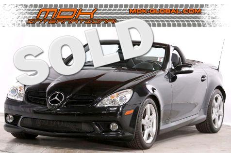 2006 Mercedes-Benz SLK350 3.5L - SPORT AMG PKG - HEATING PKG in Los Angeles