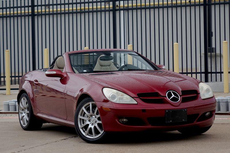 2006 Mercedes-Benz SLK350 3.5L   Plano, TX   Carrick's Autos in Plano TX