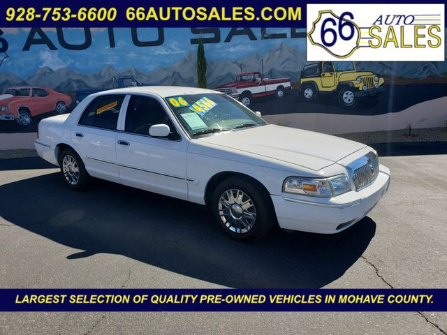 2006 Mercury Grand Marquis GS