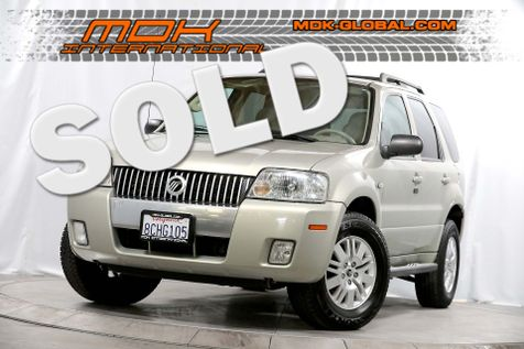 2006 Mercury Mariner Luxury - V6 - Running boards in Los Angeles