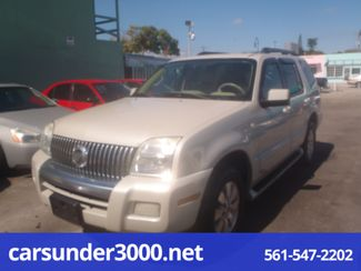 2006 Mercury Mountaineer Luxury Lake Worth , Florida