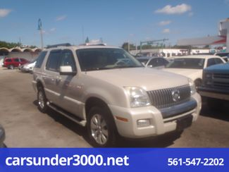 2006 Mercury Mountaineer Luxury Lake Worth , Florida 2