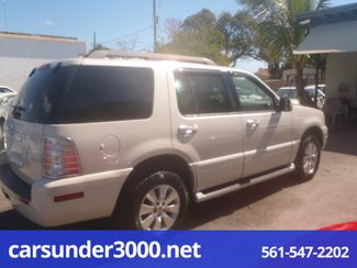 2006 Mercury Mountaineer Luxury Lake Worth , Florida 3