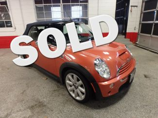 2006 Mini Convertible S! LOW MILE GEM,  CUSTOM FACTORY INTERIOR Saint Louis Park, MN